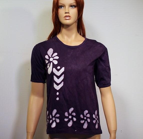 1970s Batik T-Shirts, Deadstock