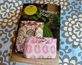 ON SALE - Amy Butler Sewing Pattern, Chelsea Bags, Free Shipping With Another Purchase