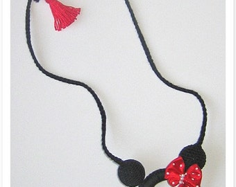 CROCHET PATTERN Holidays Necklace Pattern in PDF Instant Download