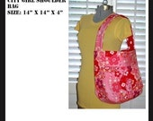 PDF Pattern - Shoulder Bag