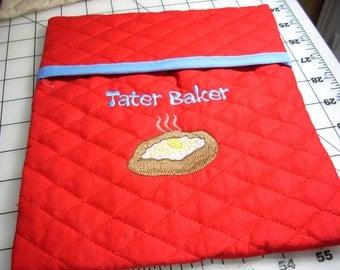 Tater Baker  Bake potatoes perfectly
