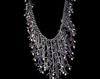 Pearl Splash Necklace