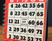 5x5 Bingo Book