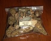 1.25 oz Dried Wild Idaho Black Morel Mushrooms