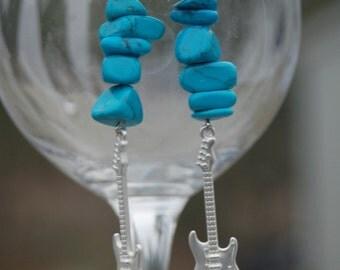 southern rocker earrings