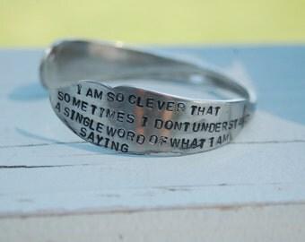 oscar wilde bracelet