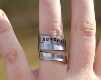 the hunters kiss