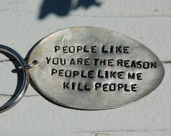 people key ring