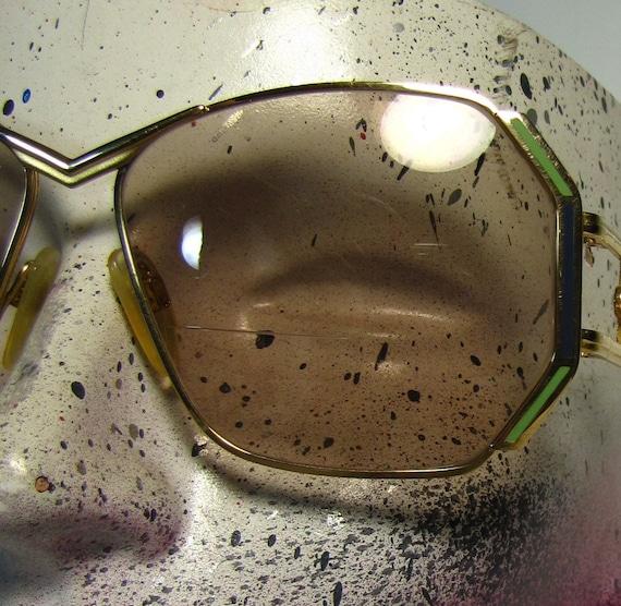 Vintage Cazal Sunglasses Model 225 west germany 80s eyewear