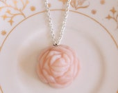 """Flower Necklace... """"From You Have I Been Absent in Spring"""""""