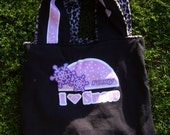 Leopard Roxy Snow tote bag