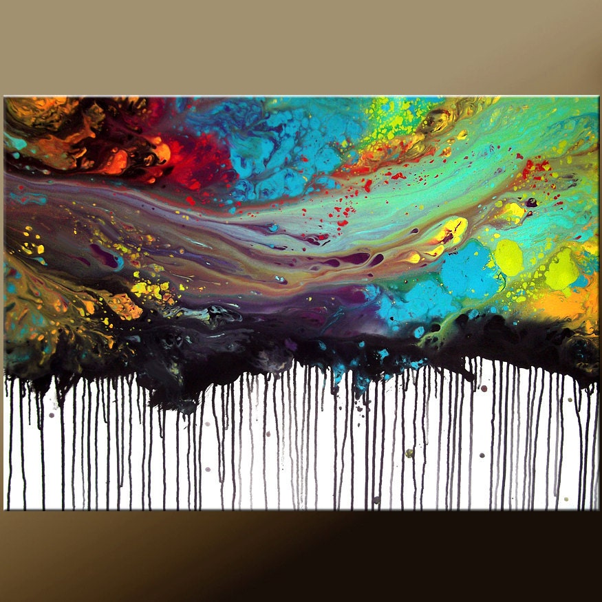 Abstract Fine Art Paintings Abstract Modern Art Painting
