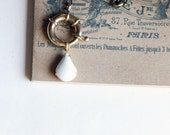 Bon voyage - two in one, nautical-style necklace