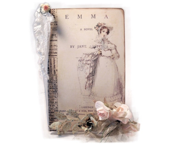 Emma Moleskine Journal Jane Austen Regency Gifts For her