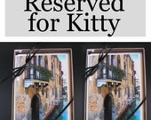 RESERVED ORDER - for Kitty