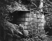 Water Tank - Archival Fine Art Photograph - Limited Print Run