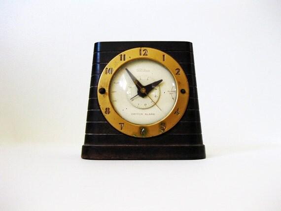 1930s Bakelite Household Timer by Telechron