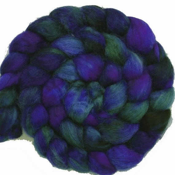 Alpine Bluefaced Leicester (BFL) Tops (Roving)