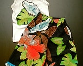 SALE Hawaiian Paradise bird set