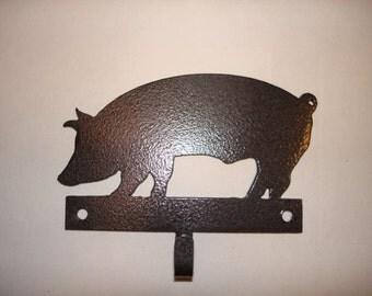 Pig Single Hook