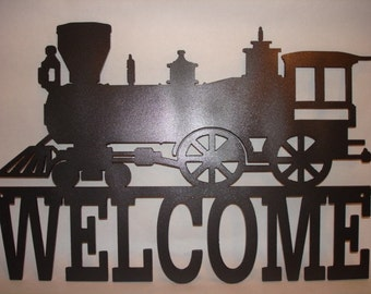 Train Welcome