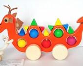 Dragon Wooden Toys