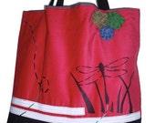 Sara Graphiti Bag