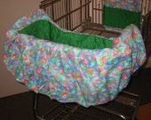 Shopping Cart Seat Cover Fish PRICE REDUCED