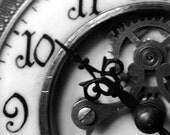 antique Clock photography 8x12