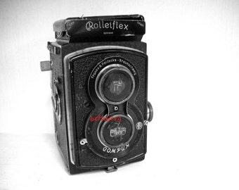 Rolleiflex Photograph 8x10