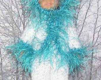 American Girl Mini Crochet Pattern - Eskimo 1