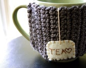 Tea Love Mug Cozy - Made to Order