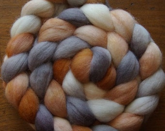 "Dr Who Inspired ""Stetson's are Cool"" Spinning Fiber Corriedale"