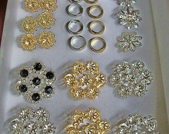 Making your own jewelry Blanks for Broaches & Rings