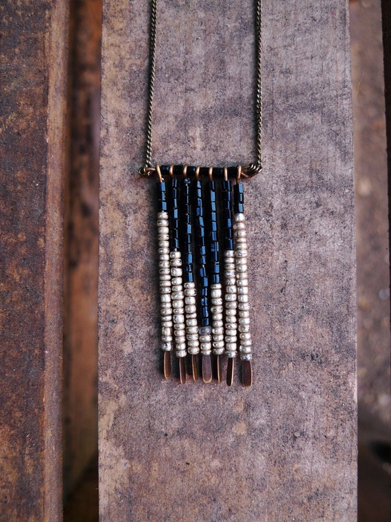 Nomads Bead Necklace