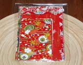 Japanese paper\/Washi - Chiyogami with 20 Different Motifs and Colours