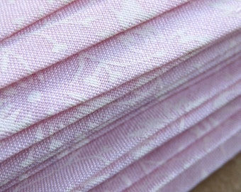 Handmade Pastel Pink Cotton Bias Binding
