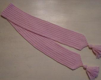 Crochet Pattern Simple Elegance Scarf Instant Download PDF Crochet Pattern Super Easy