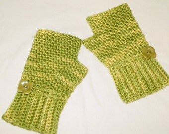 Crochet Pattern Warm Willies Fingerless Gloves Instant Download PDF Crochet Pattern