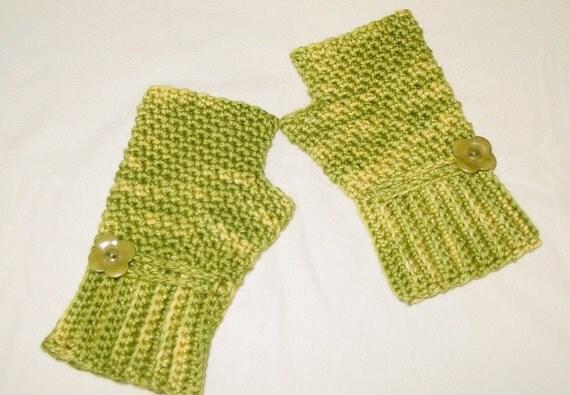 Crochet Pattern Warm Willies Fingerless Gloves Instant Download PDF Crochet Pattern