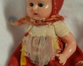 SALE  Vintage Adorable Celluloid Baby Doll
