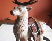 deer on wheels