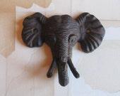 cast iron elephant hook