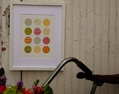Sunkissed Circle Print
