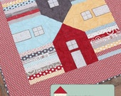 Townhouse Table Mat Pattern - Download Pattern