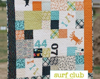 Surf Club - Download Pattern