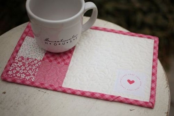 Mug Mat - Download Pattern