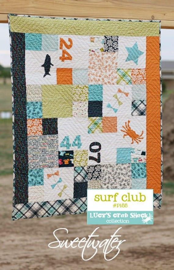 Surf Club - Download Pattern