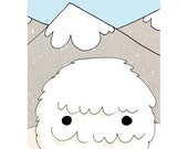 SALE: Bad Yeti minicomic