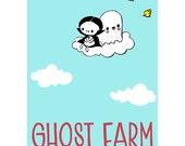 Ghost Farm Deluxe Edition minicomic